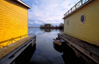 yellow-boathouses